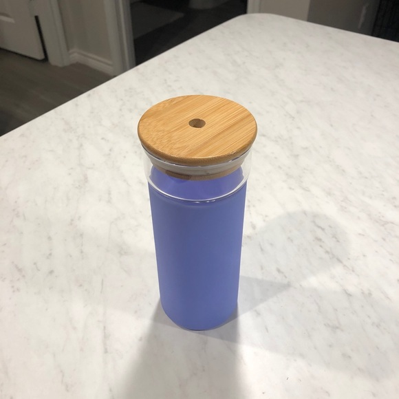Anthropologie smoothie tumbler